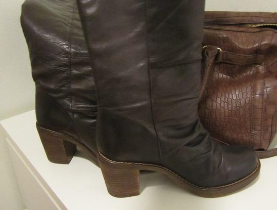 Nye sko for vinteren også