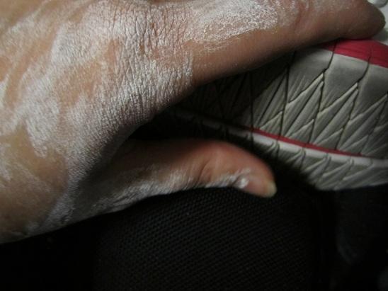 Kritt-hånd
