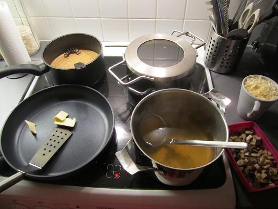 Matlaging krever planlegging og forberedelse
