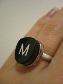 Min nye ring