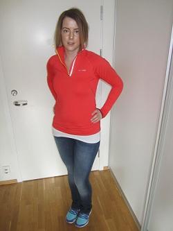 med nye klær