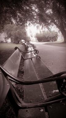 I parken